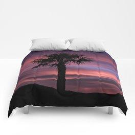 Palm Sunset - 8 Comforters