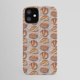 Freshly Baked Bread - Bread Lovers Artwork  iPhone Case