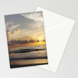 Sunrise over Water Stationery Cards