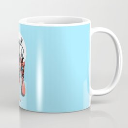 Pixel Lobster Droid Coffee Mug