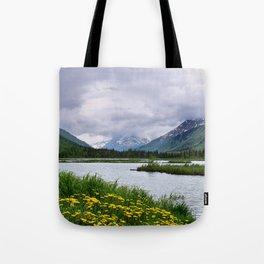 God's Country - III Tote Bag