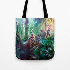 Into the Wilds Tote Bag