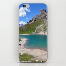 Alpine Blue iPhone Skin