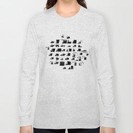 Cars and trucks  Long Sleeve T-shirt