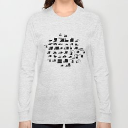 Cars and trucks  Long Sleeve T-shirt