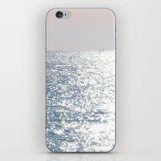 Sea reflections iPhone & iPod Skin