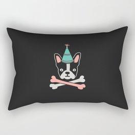 Pirate Flag Rectangular Pillow