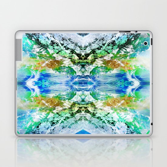 Liquidity Laptop & iPad Skin