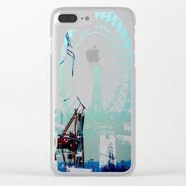 Cargosel Clear iPhone Case