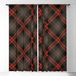 Scottish tartan #38 Blackout Curtain