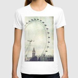 Big Ben and London Eye T-shirt