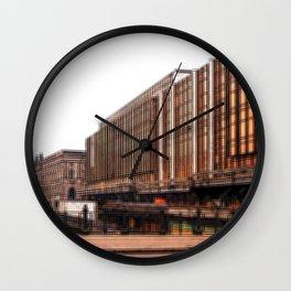 Architectural Shapes #4 Wall Clock