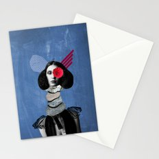 Surrealism, Collage Art Stationery Cards