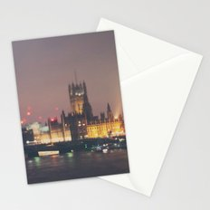 down by the thames ...  Stationery Cards