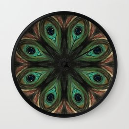 Rainforest Reverie Wall Clock