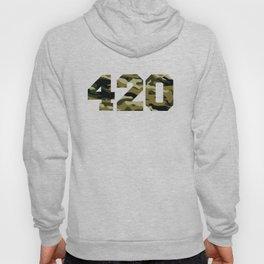 Camo 420 Hoody