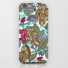 My bookbook owls on blue Slim Case iPhone 6s
