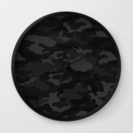 CAMO Phantom Wall Clock