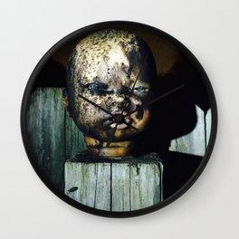 Dolly Wall Clock