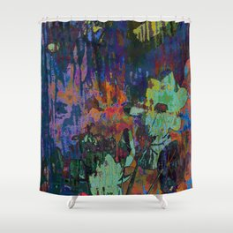Bring some color into your life! Shower Curtain