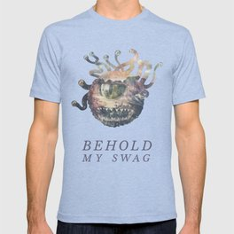 Beholder (Typography) T-shirt