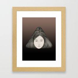 Sunhee Framed Art Print
