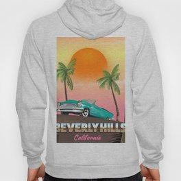 Beverly Hills California Hoody