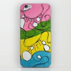Contagious Spirit  iPhone & iPod Skin