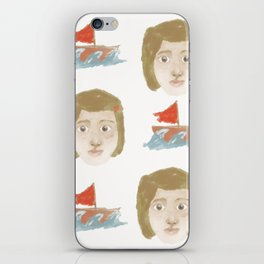 Swallows & Amazons iPhone Skin
