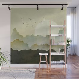 Mountains3 Wall Mural