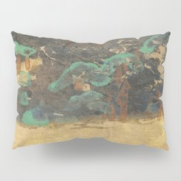 Art Deco Japanese-Inspired Series   Abstract by Saletta Home Decor Pillow Sham
