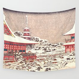 Year End Fair Wall Tapestry