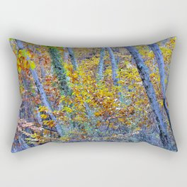 """Rainforest"" Rectangular Pillow"