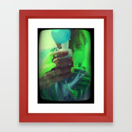 C.O.P.D with it Framed Art Print