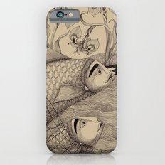 The Golden Fish (1) iPhone 6 Slim Case