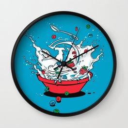Cereal Killa Wall Clock