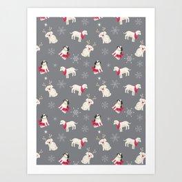 Dogs of Hewlett Art Print