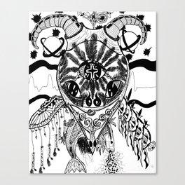 Dreamsnare Canvas Print