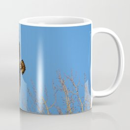 Bald Eagle Soaring Over Coffee Mug