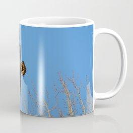 Bald Eagle Soaring Over Coffee Mug