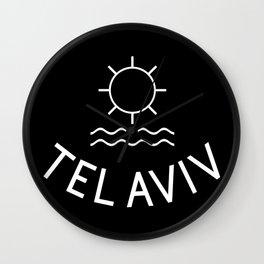 Tel Aviv Wall Clock