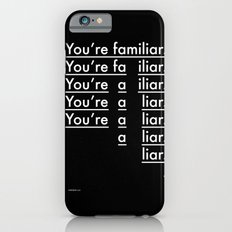 SINKING FEELING iPhone 6 Slim Case