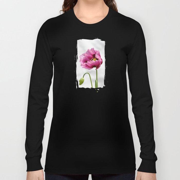 Papaver  - JUSTART © Long Sleeve T-shirt