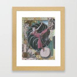 Forbidden Practices Framed Art Print