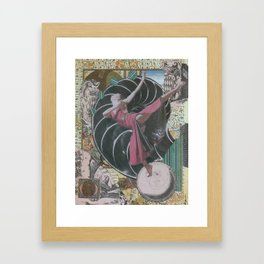 Forbidden Practices Framed Art Print