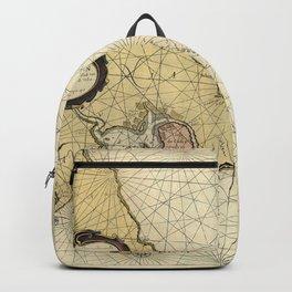 Strait Of Gibraltar 1644 Backpack