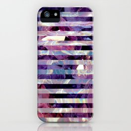 Wet and Pastel iPhone Case