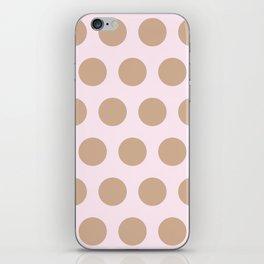 Cashmere iPhone Skin
