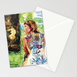Sarah Thompson, Anchor Steam Tattoo Parlour, Newport Stationery Cards