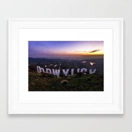 DOOWYLLOH Framed Art Print